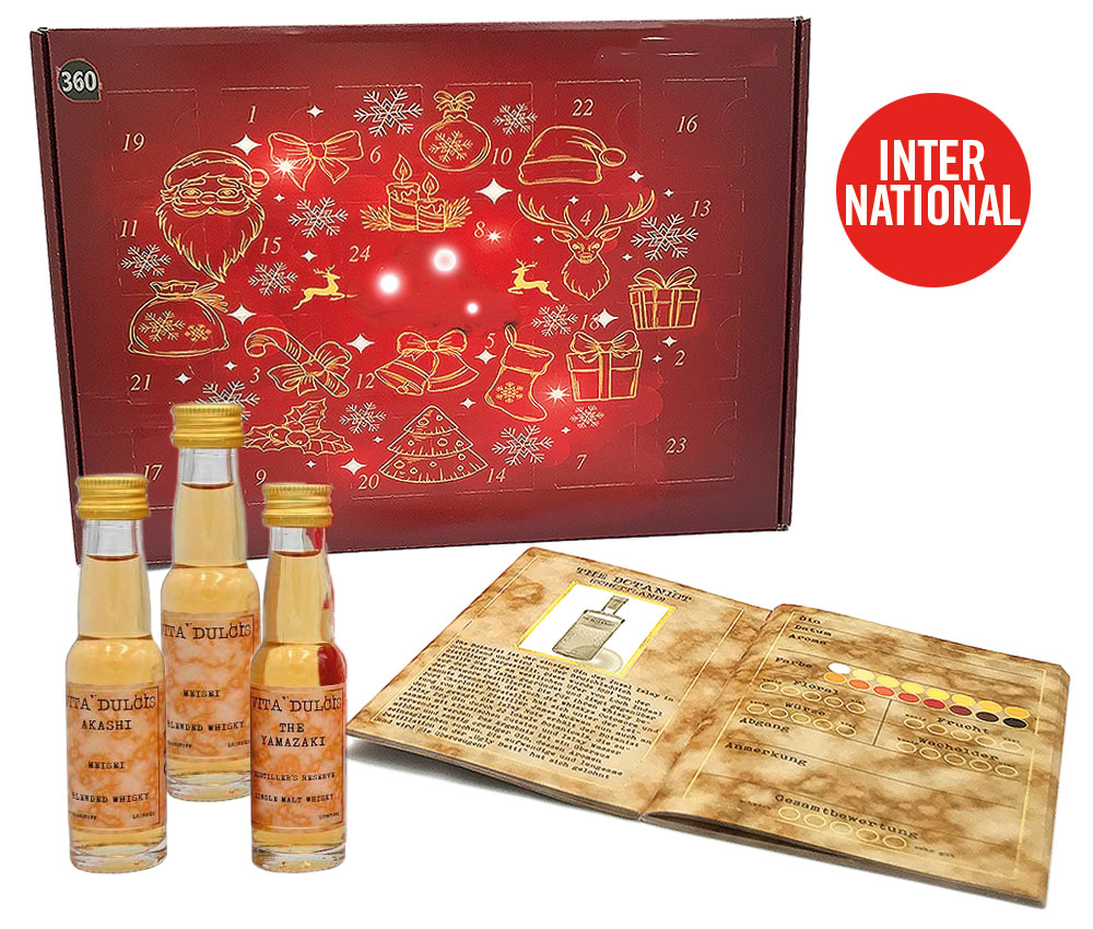 Whisky Adventskalender International