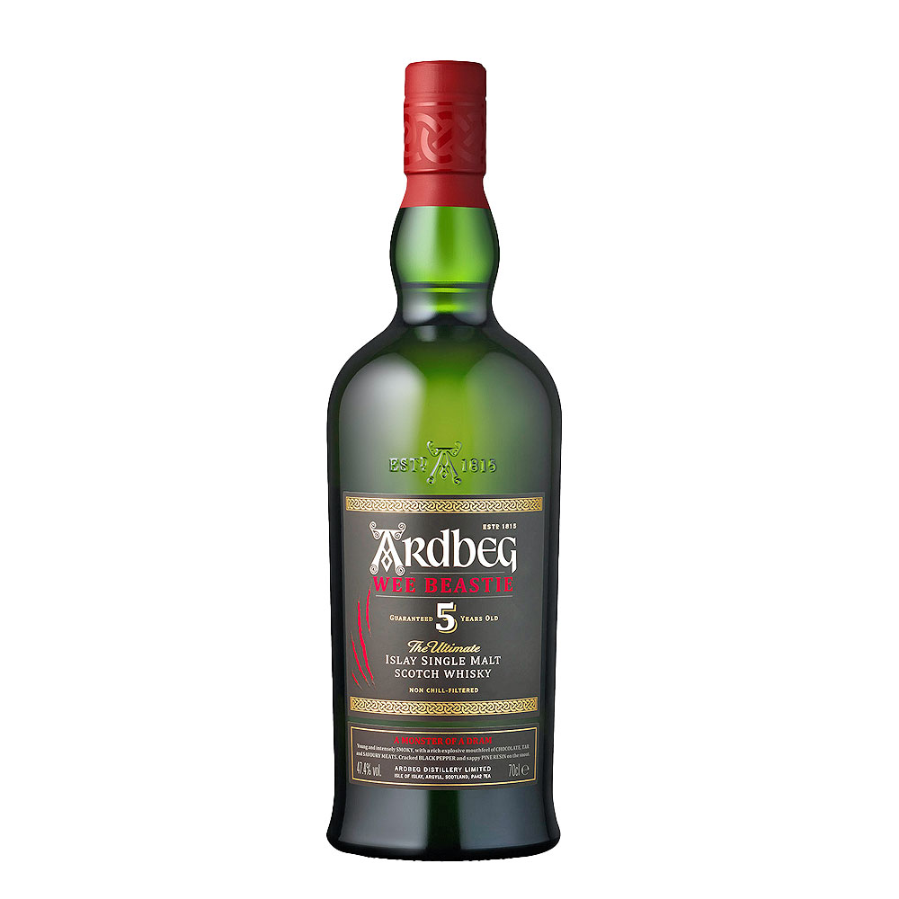 Ardbeg Wee Beastie, 5 Jahre, Islay Single Malt Whisky