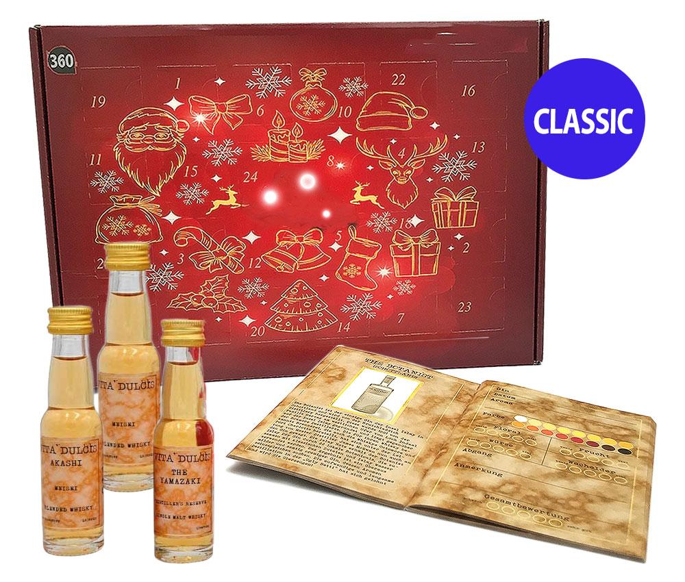 Gin Adventskalender Classic Edition 2020