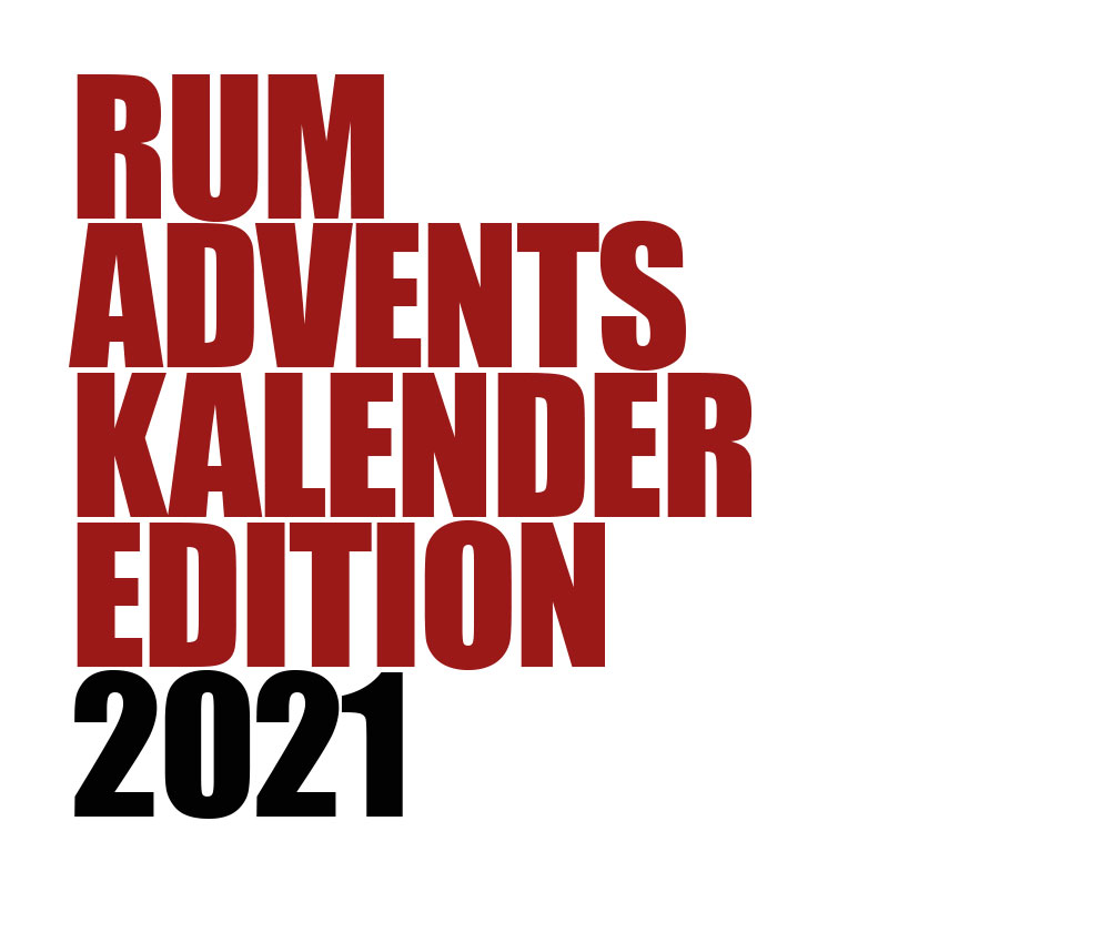 Rum Adventskalender 2021